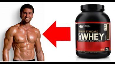 ملف شامل عن الواي بروتين ويستخدم فى تضخيم وتنشيف العضلات