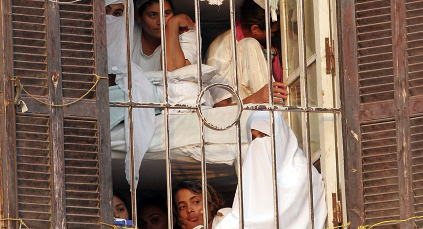 زنزانة سجن القناطر