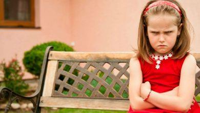 كيفية التعامل مع الاطفال حين يصابون بنوبات الغضب