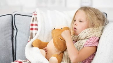 طرق علاج الكحه عند الاطفال ووصفات طبيعيه سهله وفعاله