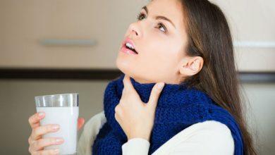 الفوائد الناتجه عن الغرغره بالماء والملح يوميا