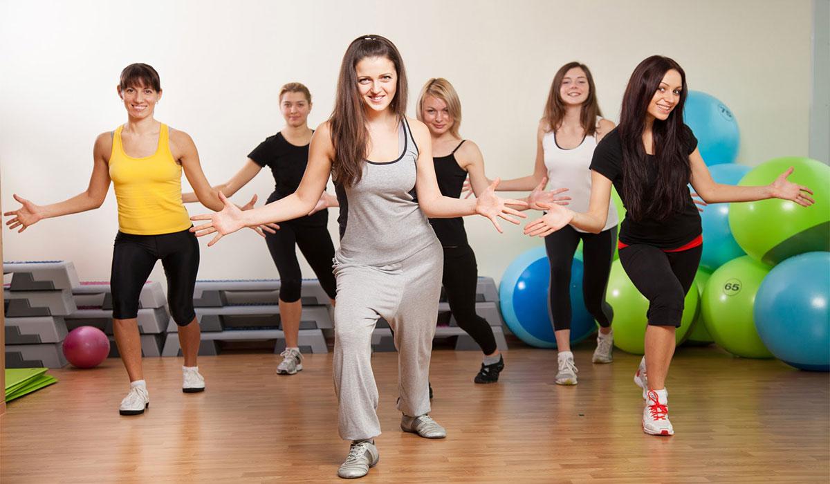 رقصة الزومبا رقصه تساعد فى التخسيس وخسارة الوزن