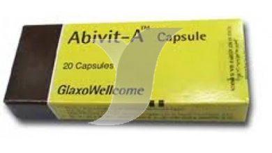 صورة ابيفيت ايه كبسولات تحتوي على فيتامين A لعلاج ضعف المناعه