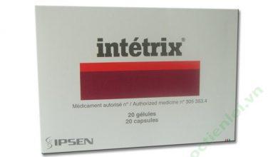 أنتيتريكس كبسول مضاد للديدان والامراض الطفيليه Intetrix