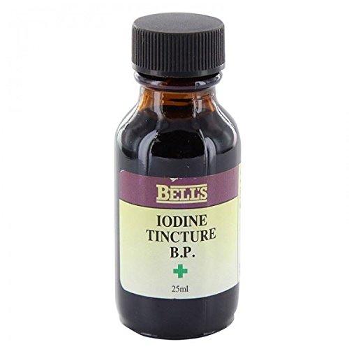 محلول اودين تينكتور Iodine Tincture صبغة يود لتطهير الجروح والالتهابات