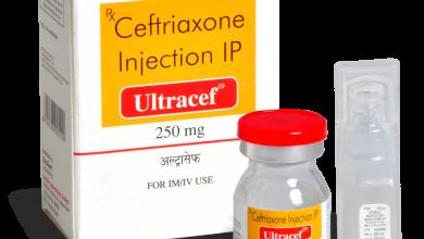 مضاد حيوي التراسف Ultracef للعلاج والوقايه من عدوى الانف والاذن