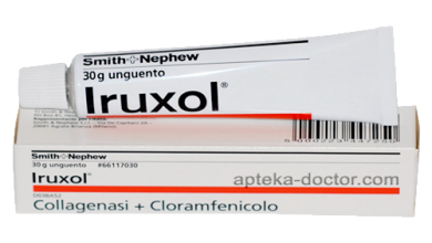 مرهم ايروكسول يساعد على التئام الجروح وعلاج جميع حالات الحروق