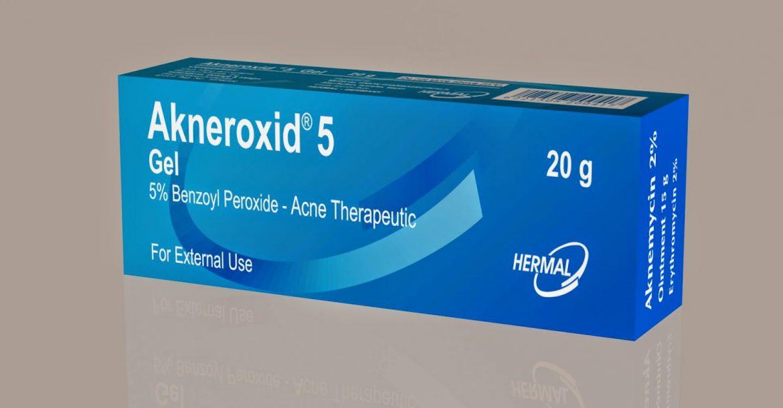 جيل وكريم اكنيروكسيد Akneroxid لعلاج حب الشباب فى سن المراهقة