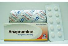اقراص انابرامين لعلاج الاكتئاب والوسواس القهري وسلس البول الليلي anapramine