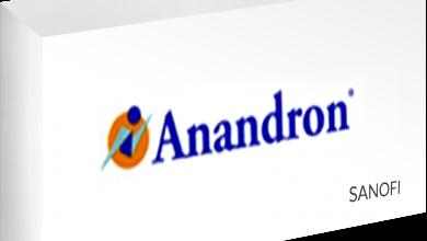 اقراص اناندرون يستخدم في علاج مرض سرطان البروستات المنتشر ANANDRON