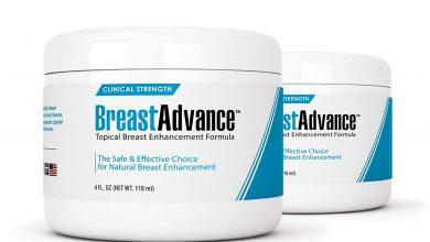كريم بريست ادفانس طبيعي لشد وتكبير حجم الصدر Breast Advance