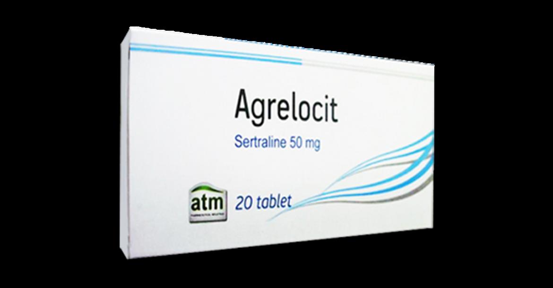 اقراص اجريلوسيت علاج مضاد للاكتئاب ومحسن للحالة المزاجية Agrelocit tablet
