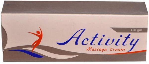 كريم اكتيفيتى مساج لعلاج الام اسفل الظهر والتهاب المفاصل ACTIVITY