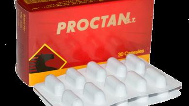 كبسولات بروكتان مكمل غذائي منشط جنسي مقوي عام Proctan Capsules