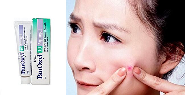 جيل بانوكسيل 5 لعلاج حب الشباب الشائع المتوسط Panoxyl 5