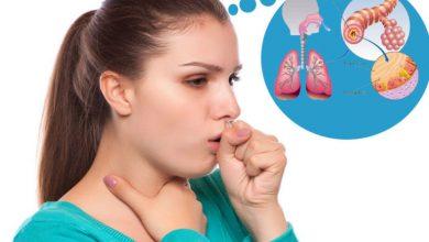 شراب برونوترول موسع للشعب مضاد لضيق التنفس ومشاكل الرئة Bronotrol