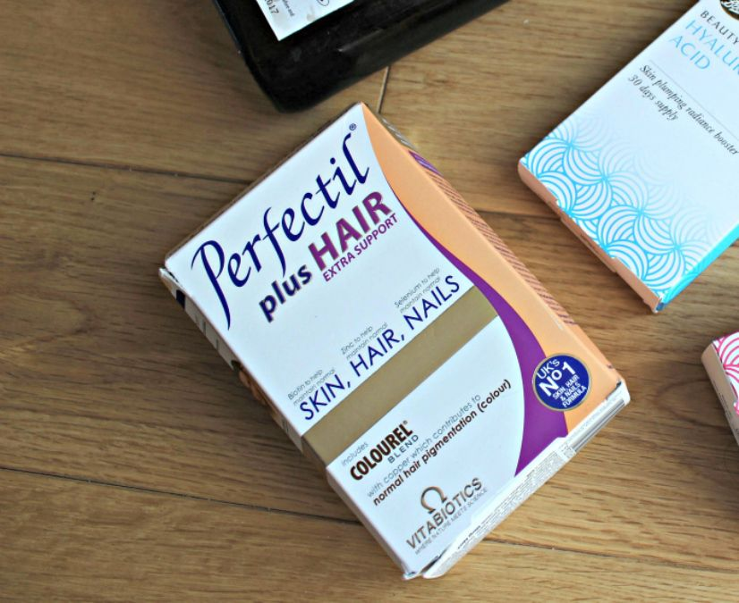 اقراص بيرفكتيل بلس مكمل غذائي لعلاج تساقط الشعر Perfectil Plus