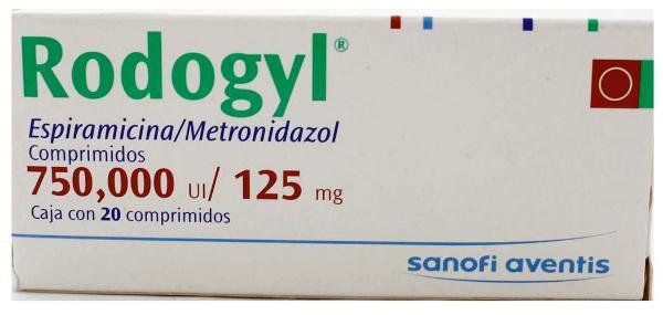 كبسولات بيرودوجيل لعلاج إلتهاب اللوزتين والتهاب الحلق والحنجرة والاذن Birodogyl