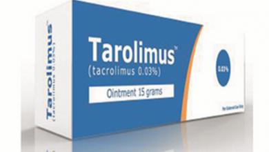 مرهم تاروليمس لعلاج التهابات الجلد الحادة