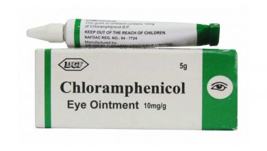 دواء كلورامفينيكول مضاد حيوي لعلاج النزلات المعوية والتيفود والباراتيفويد Chloramphenicol