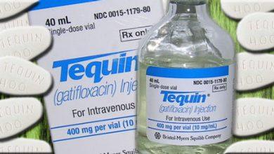 اقراص وحقن تيكوين مضاد حيوي سريع المفعول واسع المجال Tequin