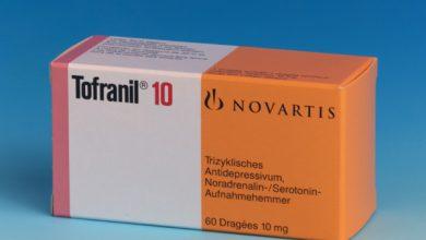 اقراص توفرانيل لعلاج الاكتئاب وسرعة القذف لدى الرجال والوسواس القهري