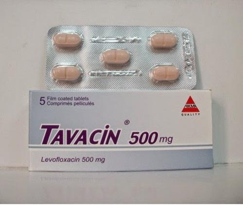اقراص تافاسين مضاد حيوى لعلاج التهابات الجهاز البولي والتهاب البروستاتا