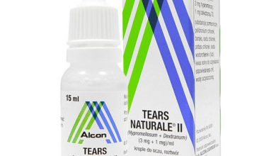 Photo of قطرة تيرز ناتورال لعلاج جفاف العين و ترطيبها Tears Naturale