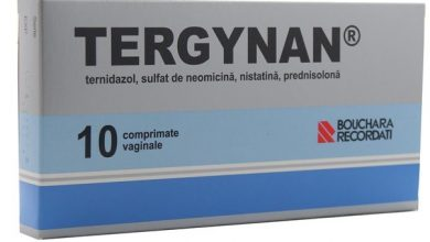 اقراص المهبل ترجينان لعلاج التهابات المهبل الفطرية و البكتيرية Tergynan