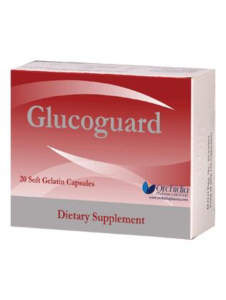 كبسولات جلوكوجارد لعلاج امراض العين المرتبطة بالسن والشيخوخة GlucoGuard