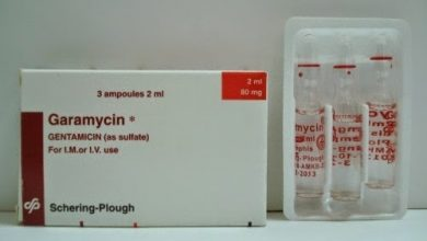 دواء جاراميسين مضاد حيوي للعلاج والوقايه من الالتهابات البكتيرية Garamycin