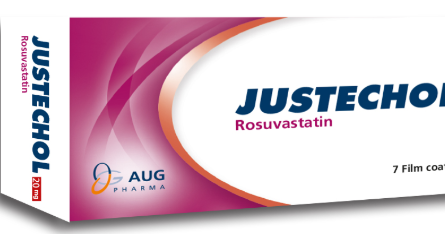 اقراص جوستيكول للحفاظ على مستوى الكوليسترول في الدم Justechol