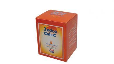 اكياس جدكوكال سي مكملات الكالسيوم وانتاج خلايا الدم الحمراء Jedcocal-C