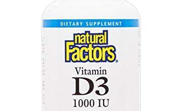 نقط فيتامين د 3 D3 Natural يساعد العضلات والأعصاب والجهاز المناعي على العمل