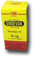 اقراص دينديفان لعلاج ومنع الجلطات الدموية في الأوعية الدموية Dindevan