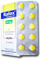Photo of اقراص رالوكس لعلاج هشاشة العظام في النساء بعد سن اليأس Ralox