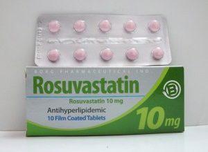 Photo of اقراص روسوفاستاتين لعلاج ارتفاع نسبة الكولسترول في الدم Rosuvastatin