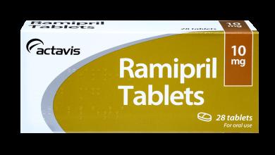 Photo of دواء راميبريل لعلاج ارتفاع ضغط الدم واحتشاء عضلة القلب Ramipril