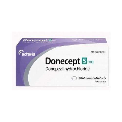 اقراص دونيسيبت لعلاج الخرف الخفيف الى المتوسط مع مرض الزهايمر Donecept