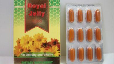 Photo of كبسولات رويال جيلي مكمل غذائي لزيادة طاقة ونشاط الجسم عصبيا وبدنيا Royal jelly