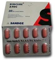 Photo of اقراص ريمكيور بيد مضاد حيوي لعلاج التهاب المعدة وعلاج السل Rimcure Ped