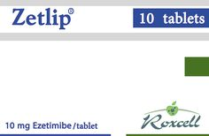 اقراص زيتليب لتقليل نسبة الكوليسترول الضار و الدهون الثلاثيه بالدم ZETLIP