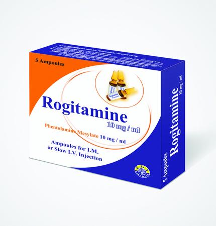 حقن روجيتامين لعلاج ارتفاع ضغط الدم في المرضى الذين يعانون من ورم القواتم
