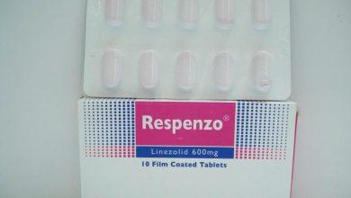 Photo of اقراص ريسبينزو مضاد حيوى لعلاج بعض الالتهابات البكتيرية RESPENZO