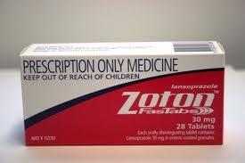 كبسولات زوتون فاست لعلاج قرحة المعدة والإثنى عشر Zoton fast