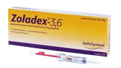 حقن زولاديكس لعلاج سرطان البروستاتا لدي الرجال وسرطان الثدي لدي السيدات Zoladex