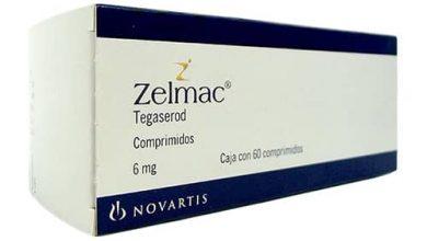 اقراص زلماك لعلاج القولون العصبي والامساك الحاد Zelmac