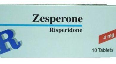 اقراص زيسبيرون لعلاج انفصام الشخصية و الأمراض النفسية ZESPERONE