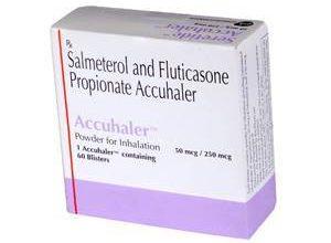 دواء سالميتيرول لعلاج مرضى الربو البالغين والاطفال فوق سن 12 عام Salmeterol