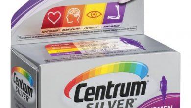اقراص سنتروم مكمل غذائي يدعم الجسم بكمية الفيتامينات والمعادن التي يحتاجها Centrum